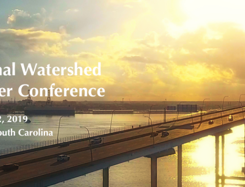 Top Five Reasons to Attend April's 2019 National Watershed and Stormwater Conference